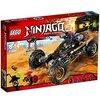LEGO ninjago Set Costruzioni, Rock Roader, Colore Vari, 70589