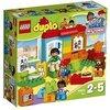LEGO DUPLO 10833 Nursery School Building Kit, Preschool Construction Toy, Play Set for Toddlers