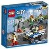 LEGO City 60136 - Polizei-Starter-Set
