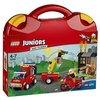 """LEGO DUPLO - La valisette """"les pompiers"""" - 10740 - Jeu de construction"""