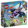 LEGO - 41230 - Dc Super Hero Girls - Jeu de Construction- La poursuite en Batjet de Batgirl