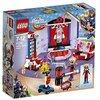 LEGO - 41236 - Dc Super Hero Girl - Jeu de Construction - La chambre d