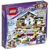 LEGO- Friends Pista di Pattinaggio del Villaggio Invernale Costruzioni Piccole Gioco, Multicolore, 41322