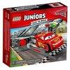 LEGO Juniors 10730 - Lightning McQueens Beschleunigungsrampe, Auto-Spielzeug