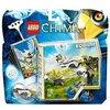 LEGO - A1302133 - Le Stand De Tir - Chima