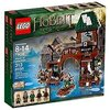 LofTR and Hobbit LEGO Attack on Lake Town