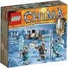 LEGO Legends of Chima Pack de la Tribu del Dientes de Sable - Juegos de construcción (Niño, Multi)