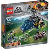 LEGO Jurassic World (75928). Inseguimento sull