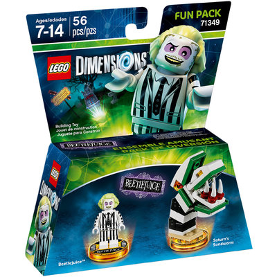 Fun Pack: Beetlejuice