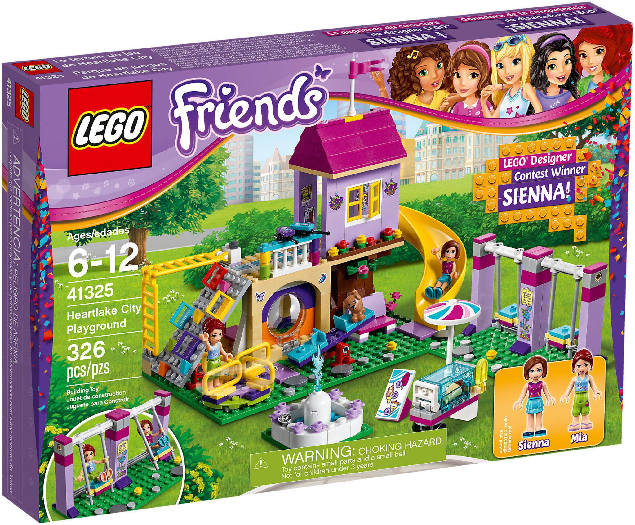 LEGO Friends 41325 - Heartlake City Playground