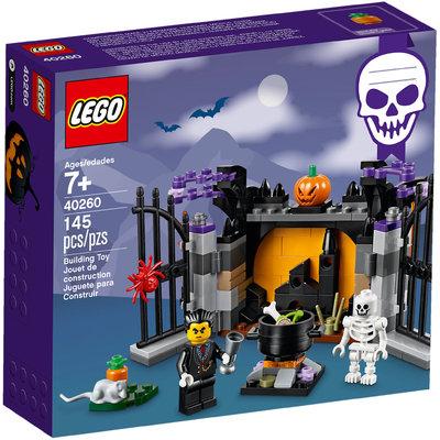 Casa Stregata di Halloween LEGO