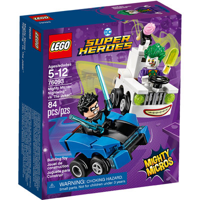 Mighty Micros: Nightwing™ Contro The Joker™