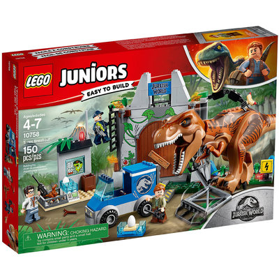 L'evasione Del T. Rex