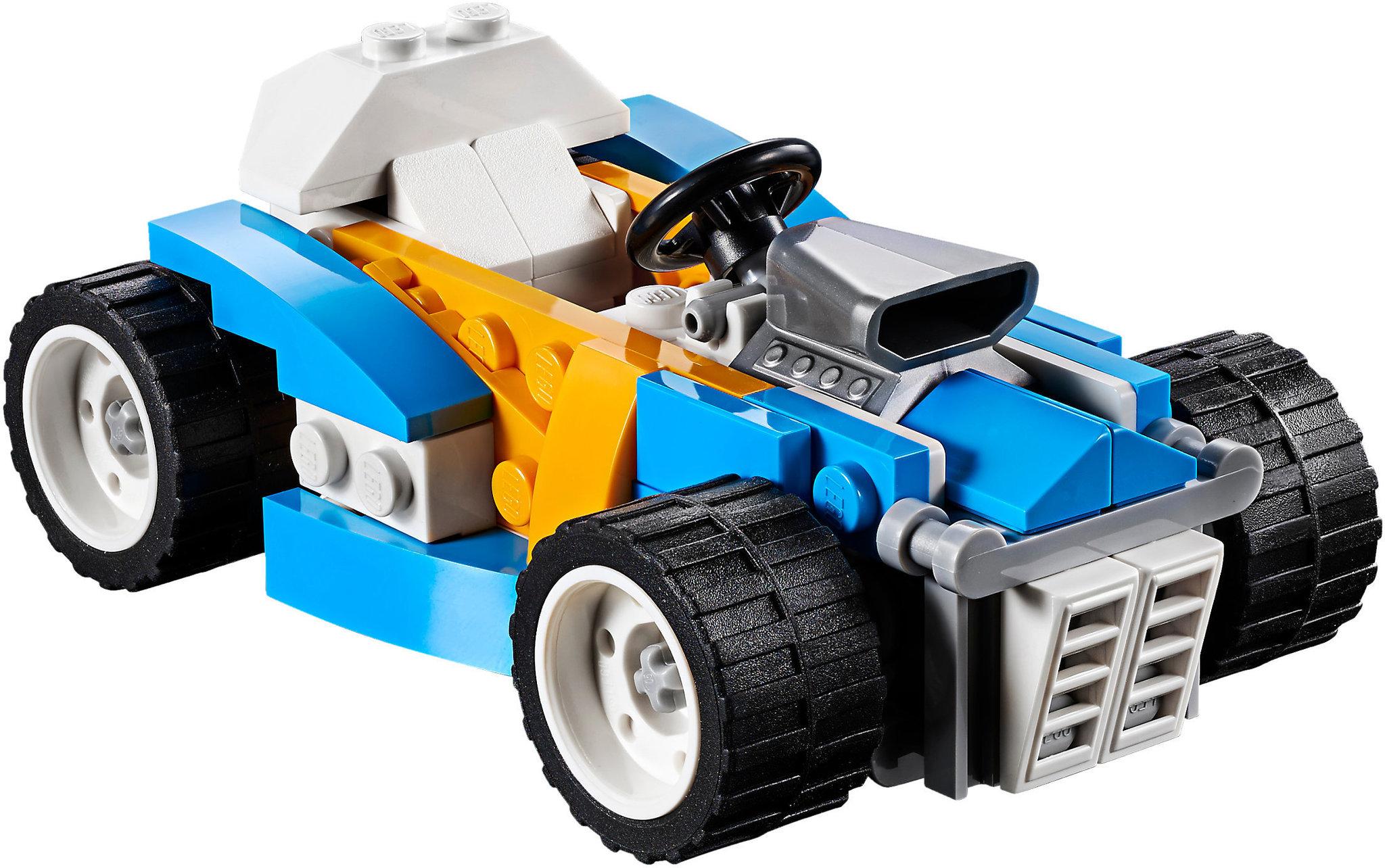 LEGO Creator Extreme moteurs Set 31072 BRAND NEW