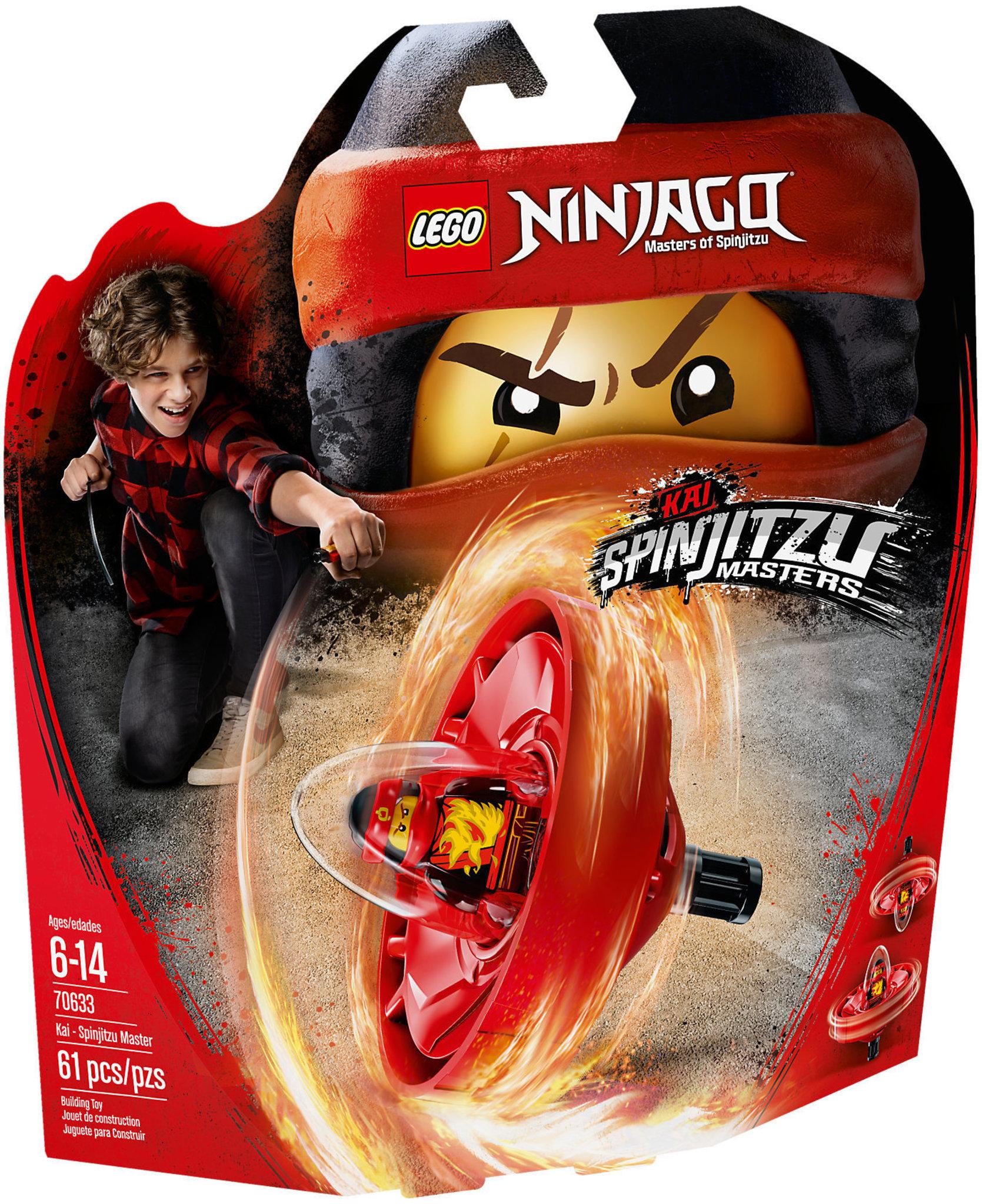 lego ninjago 70633  kai spinjitzu master  mattonito