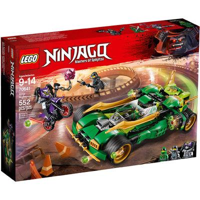 Nightcrawler Ninja