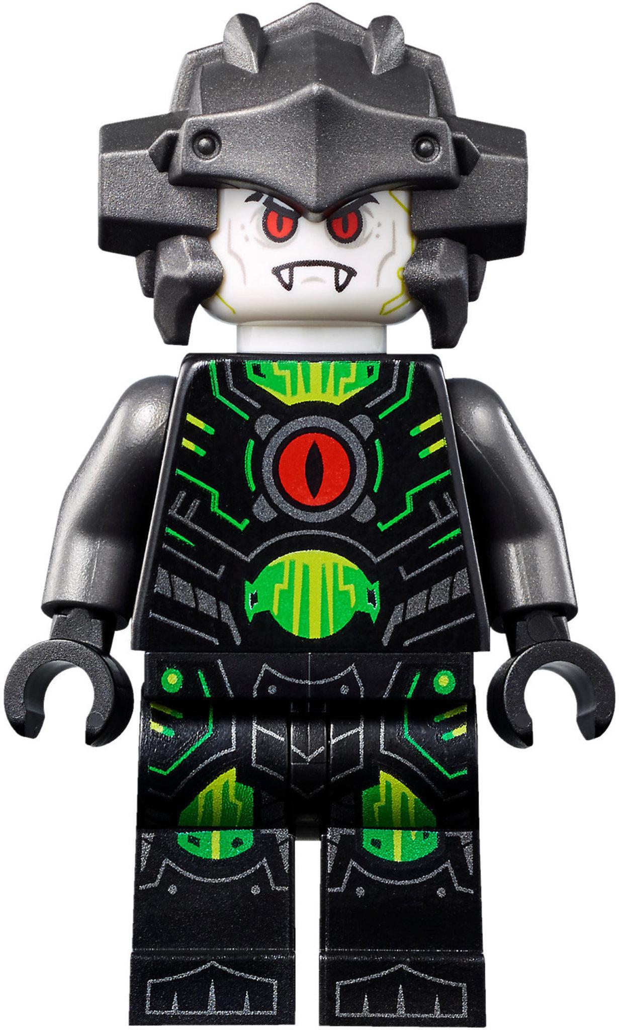 LEGO Nexo Knights 72004 Tech Wizard Showdown Mattonito