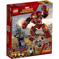The Hulkbuster Smash Up