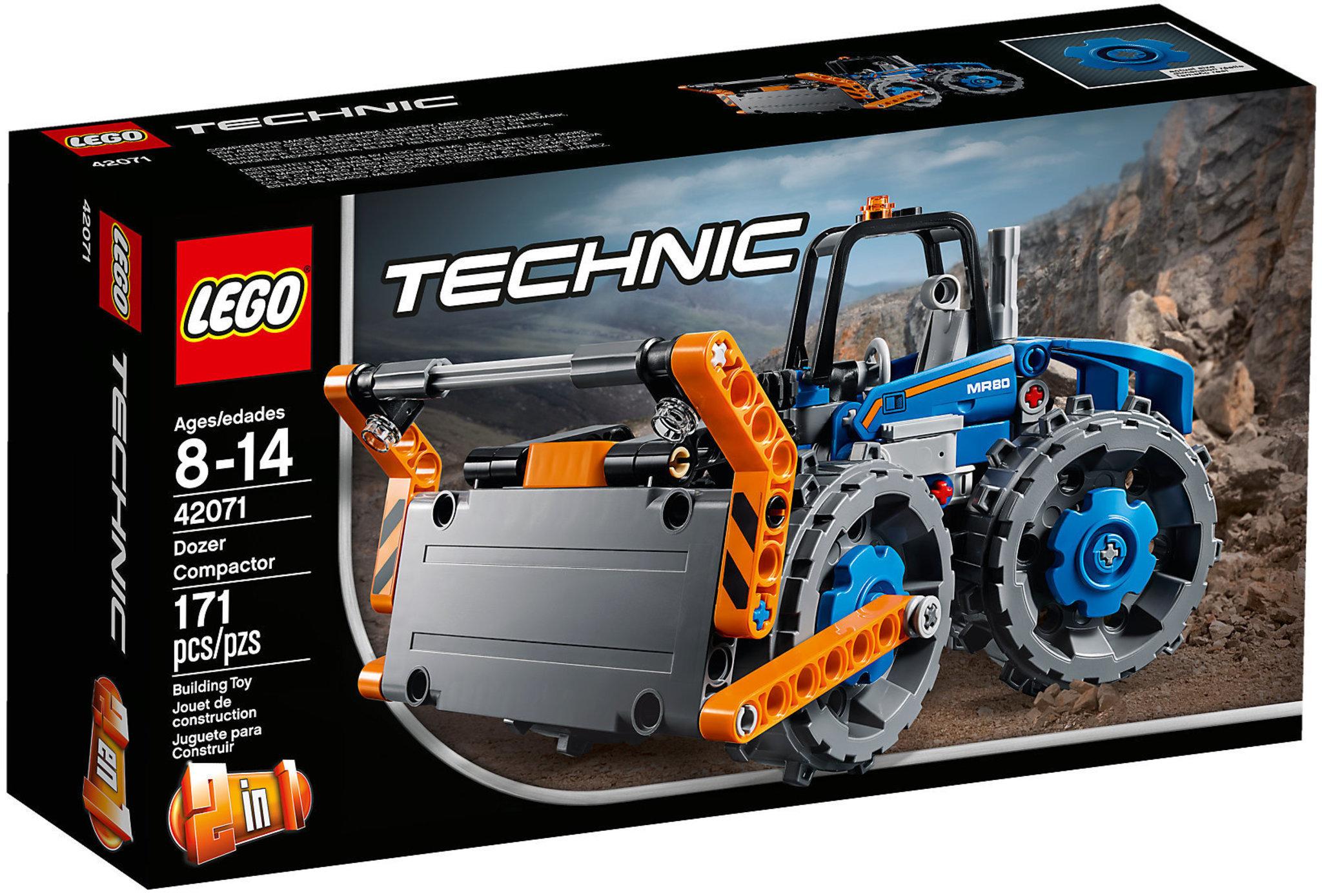 G0103 LEGO TECHNIC 42073 CRAAASH