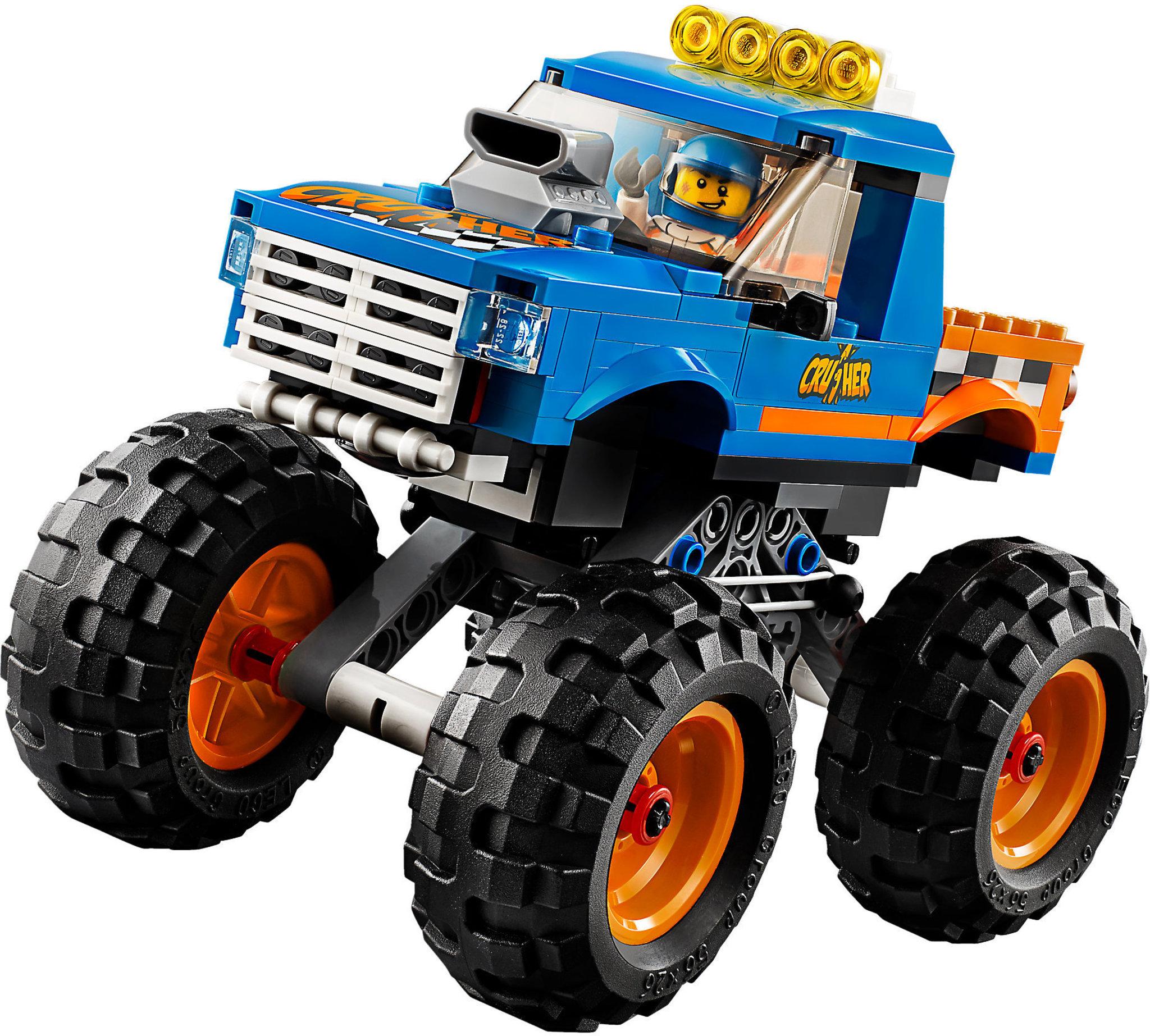 LEGO City 60180 - Monster Truck | Mattonito