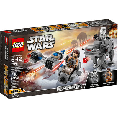 Ski Speeder™ Contro Microfighter First Order Walker™