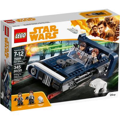 Il Landspeeder™ Di Han Solo