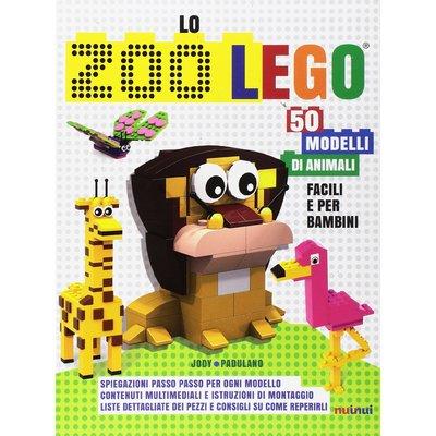 Lo zoo LEGO. 50 Modelli di Animali Facili e per Bambini