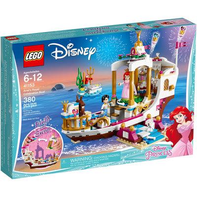 Ariel's Royal Celebration Boat