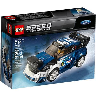 Ford Fiesta M Sport Wrc