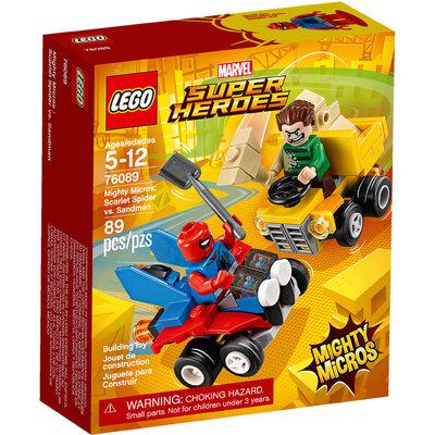 Mighty Micros: Scarlet Spider Contro L