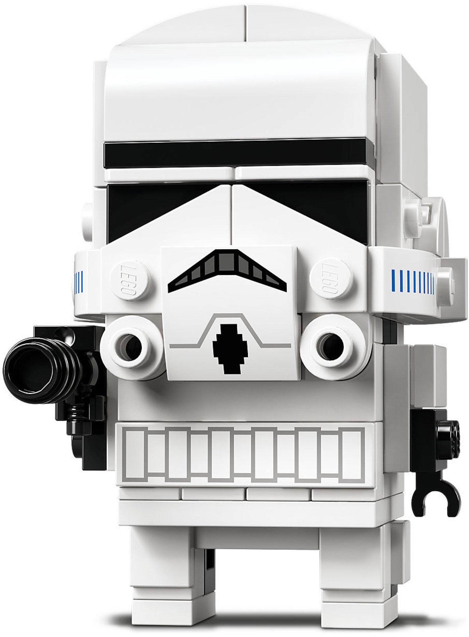 LEGO BrickHeadz Stormtrooper 41620 Star Wars Spielzeug LEGO Bau- & Konstruktionsspielzeug Baukästen & Konstruktion