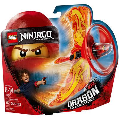 Kai   Dragon Master