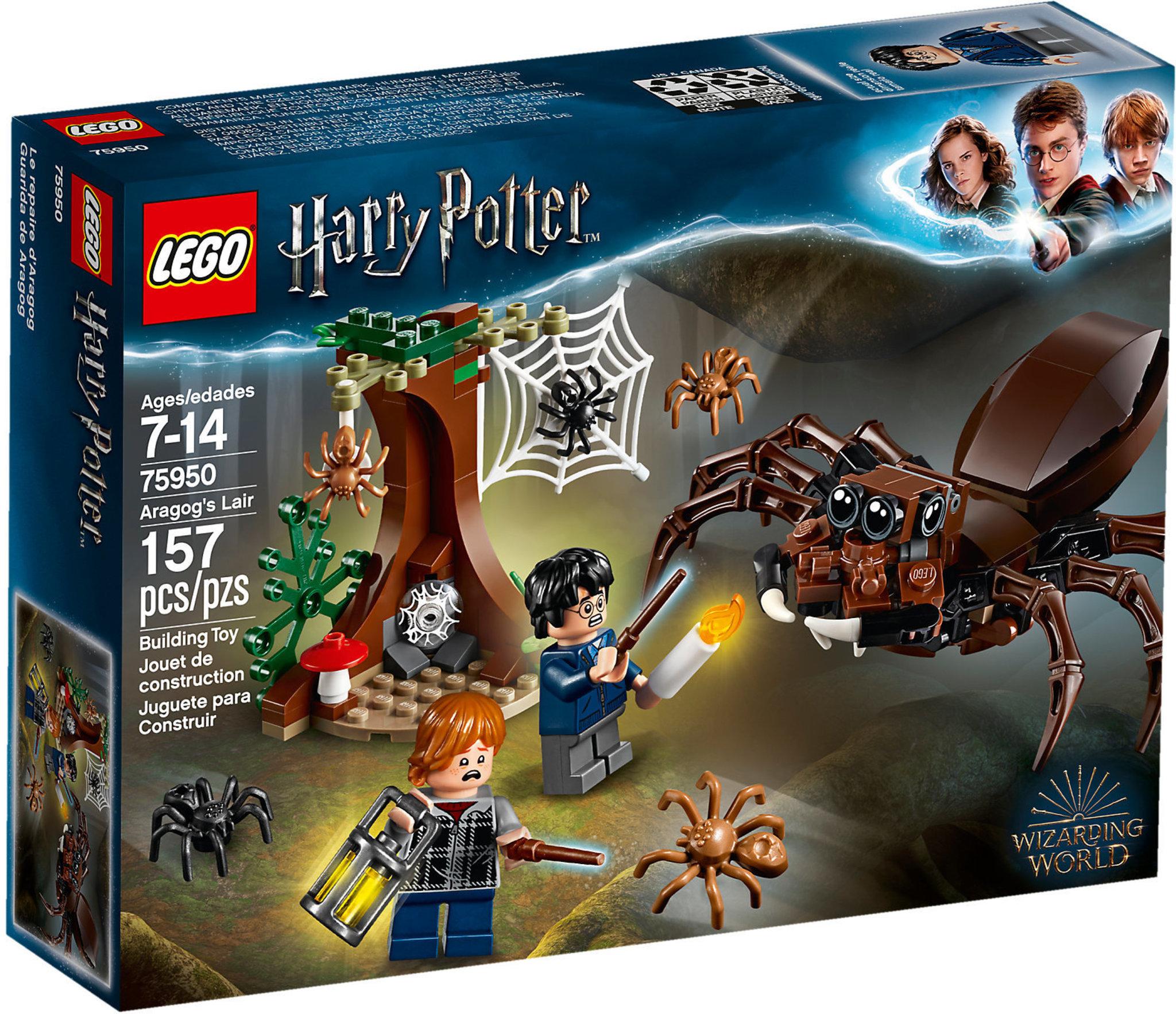 lego 75950 harry potter