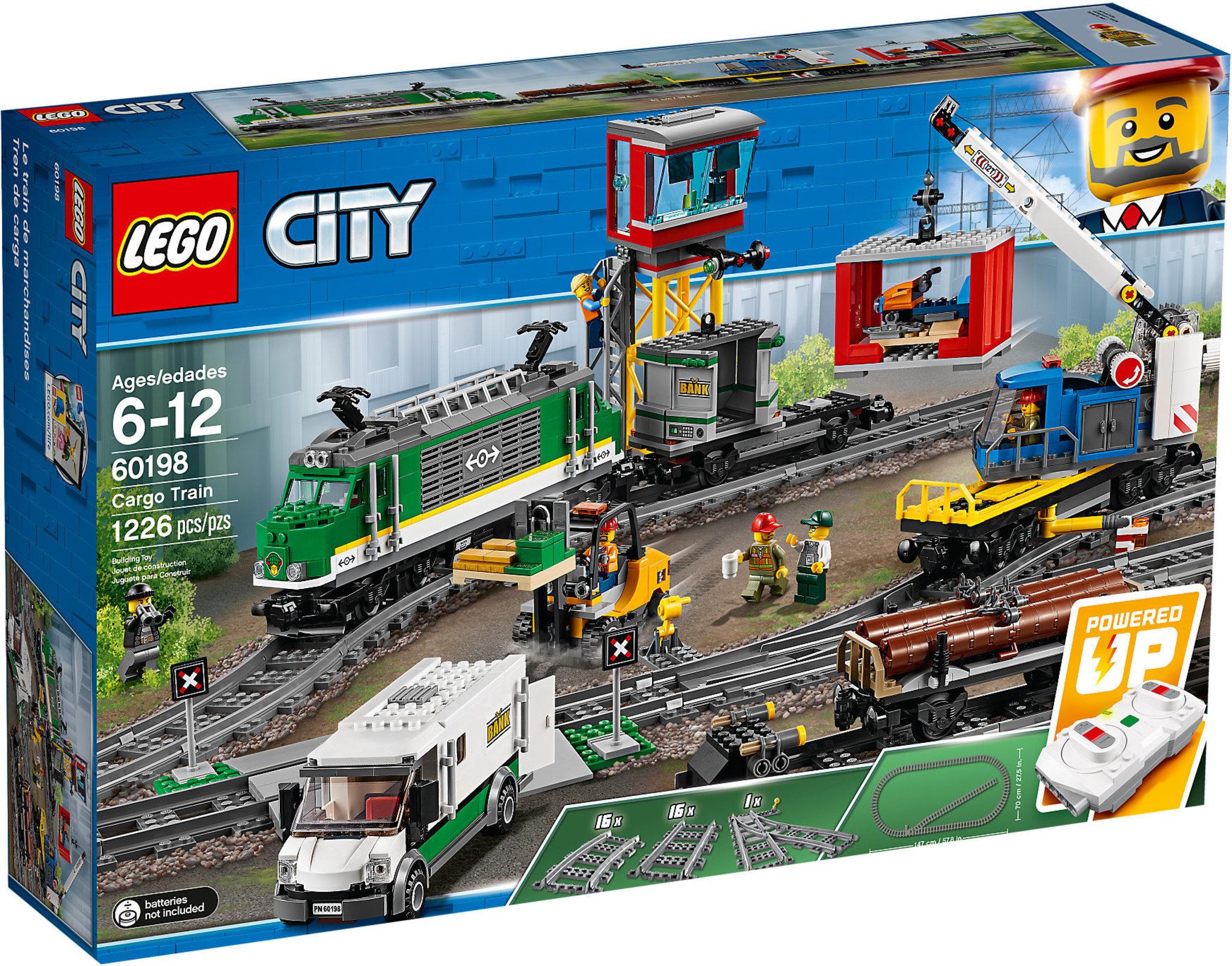 reasonably priced half price new products LEGO City 60198 - Treno Merci
