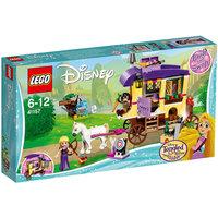 Rapunzel's Traveling Caravan