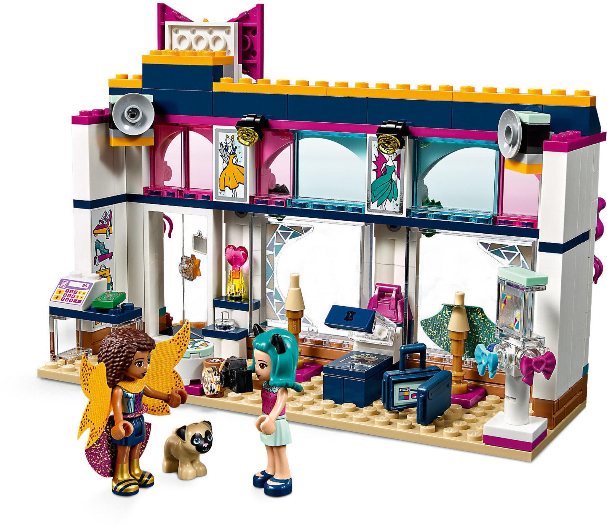 LEGO Friends 41344 - Andrea's Accessories Store   Mattonito