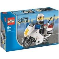 Motocicletta della Polizia