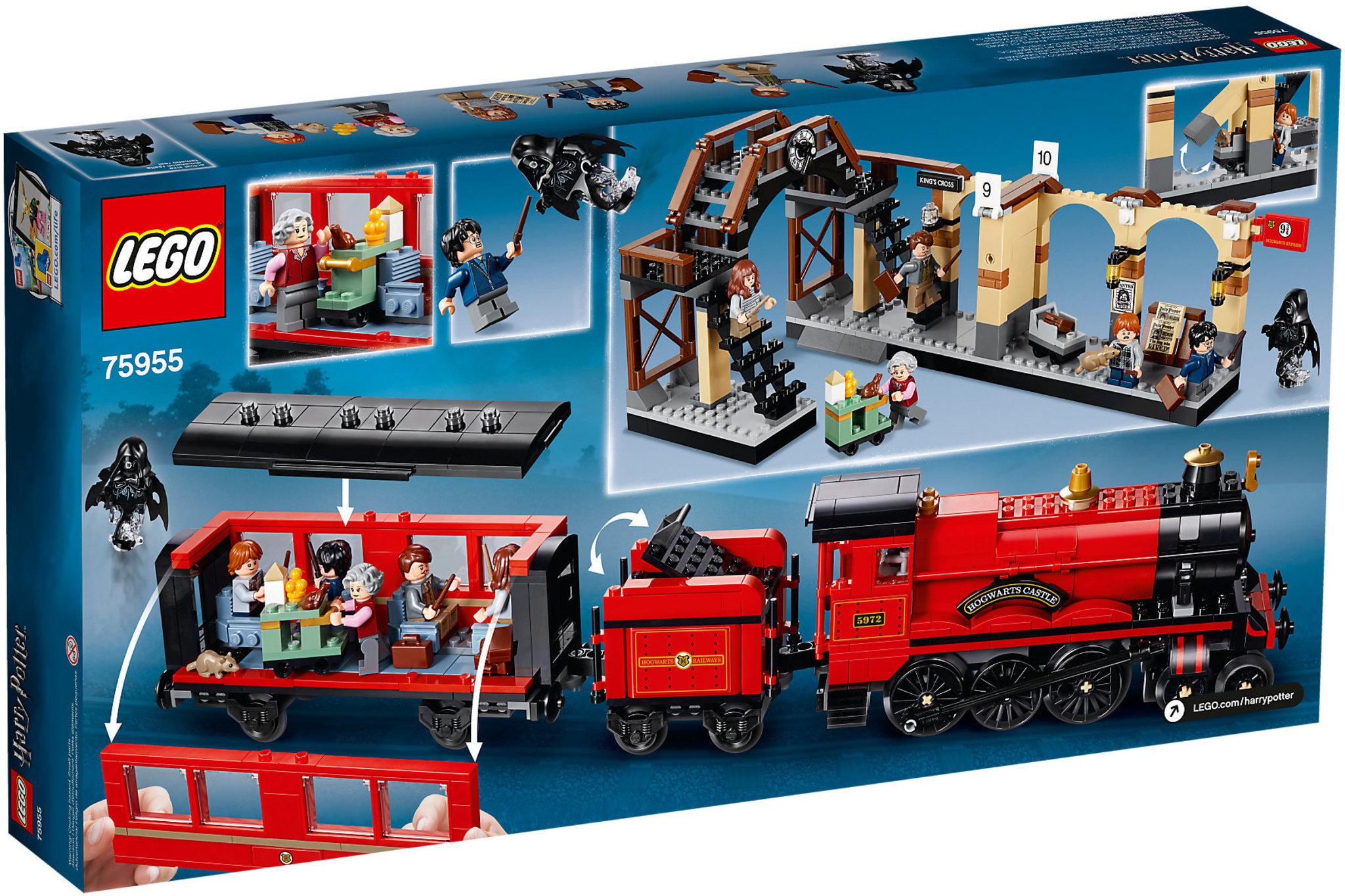Lego 75955 Potter Hogwarts Harry 75955 Harry Potter Lego BexCod