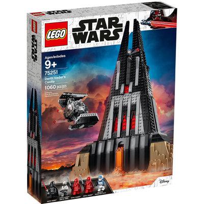 Il Castello Di Darth Vader