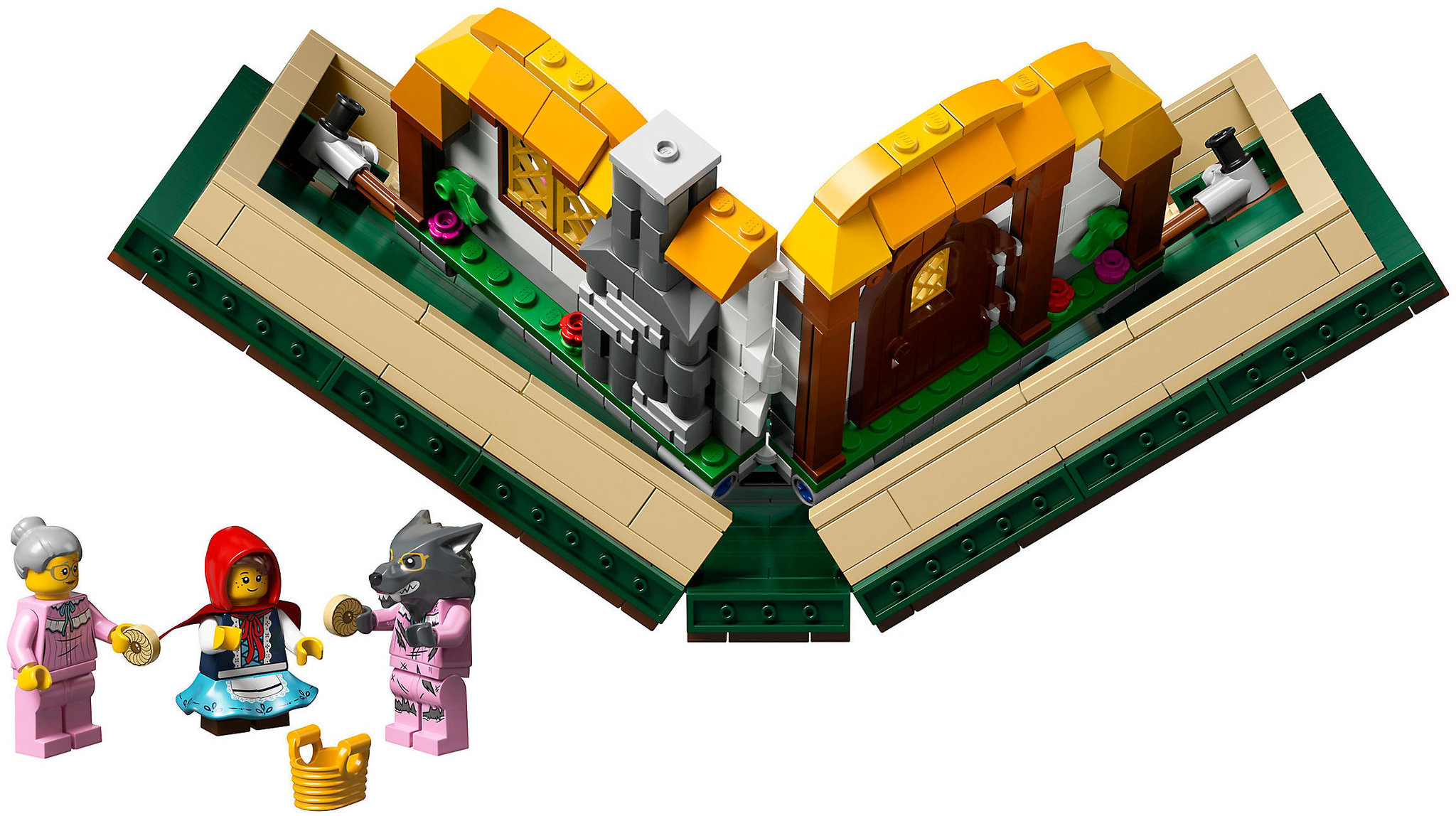 Lego Ideas 21315 Livre Pop Up