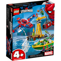 Spider Man: Doc Ock Diamond Heist