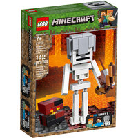 Minecraft™ Skeleton Big Fig With Magma Cube