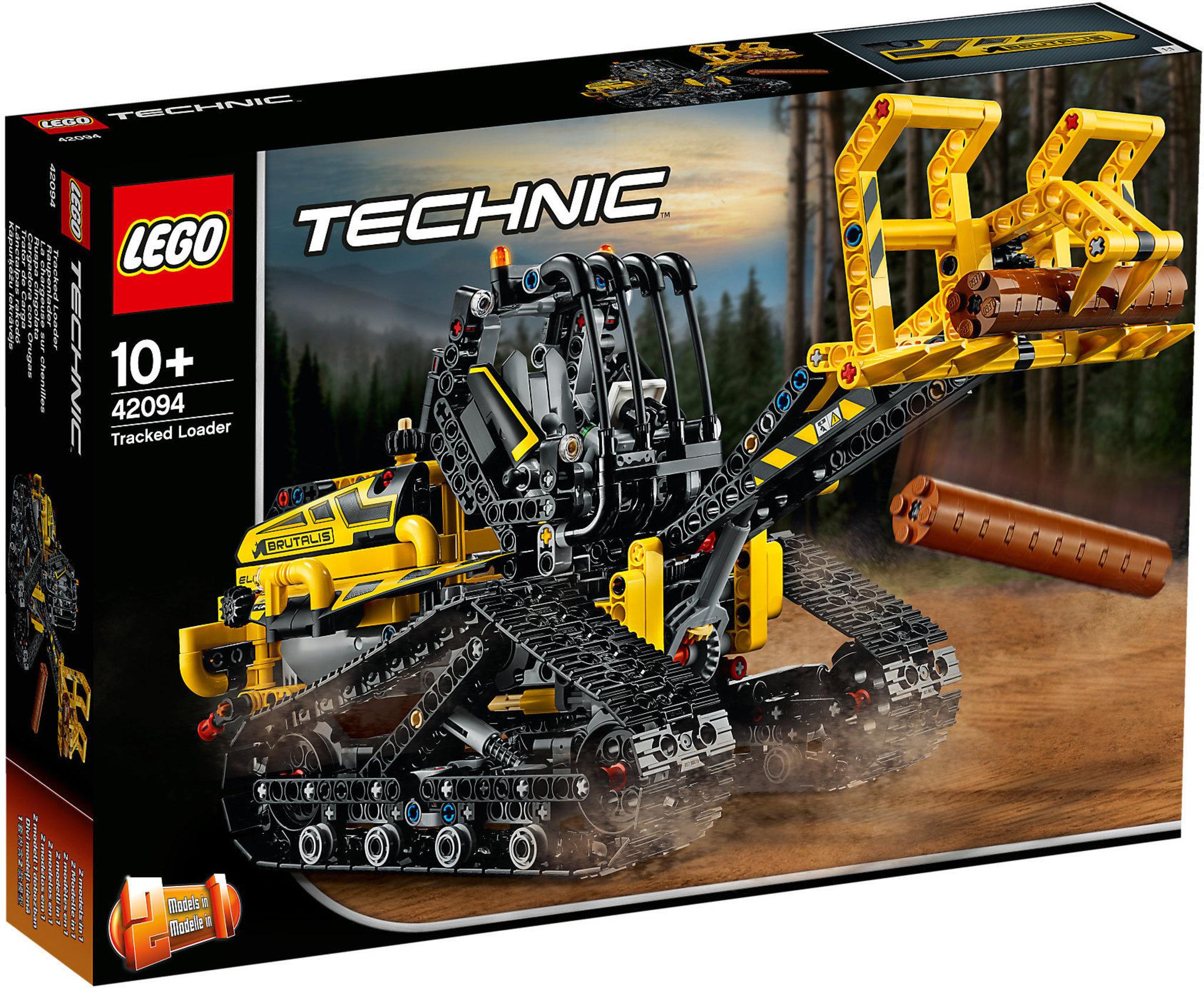 LEGO Technic 42094 - Tracked Loader