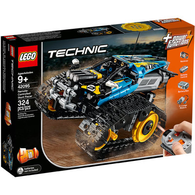 Remote Controlled Stunt Racer