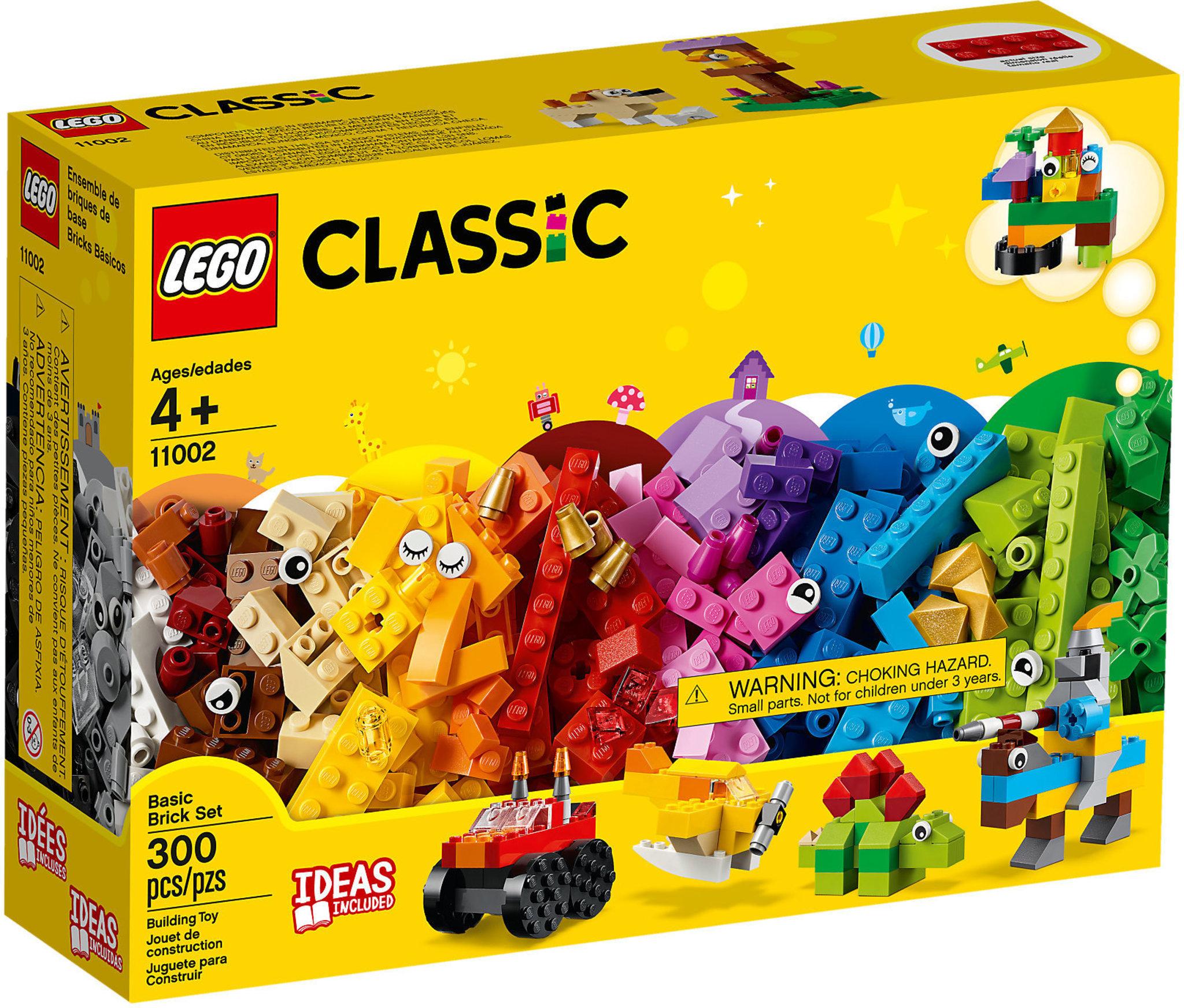 Lego Classic 11002 Basic Brick Set Mattonito