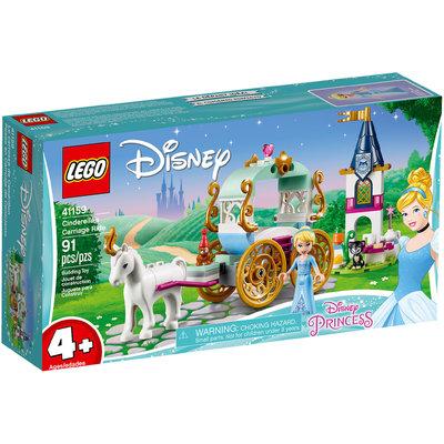 Cinderella's Carriage Ride