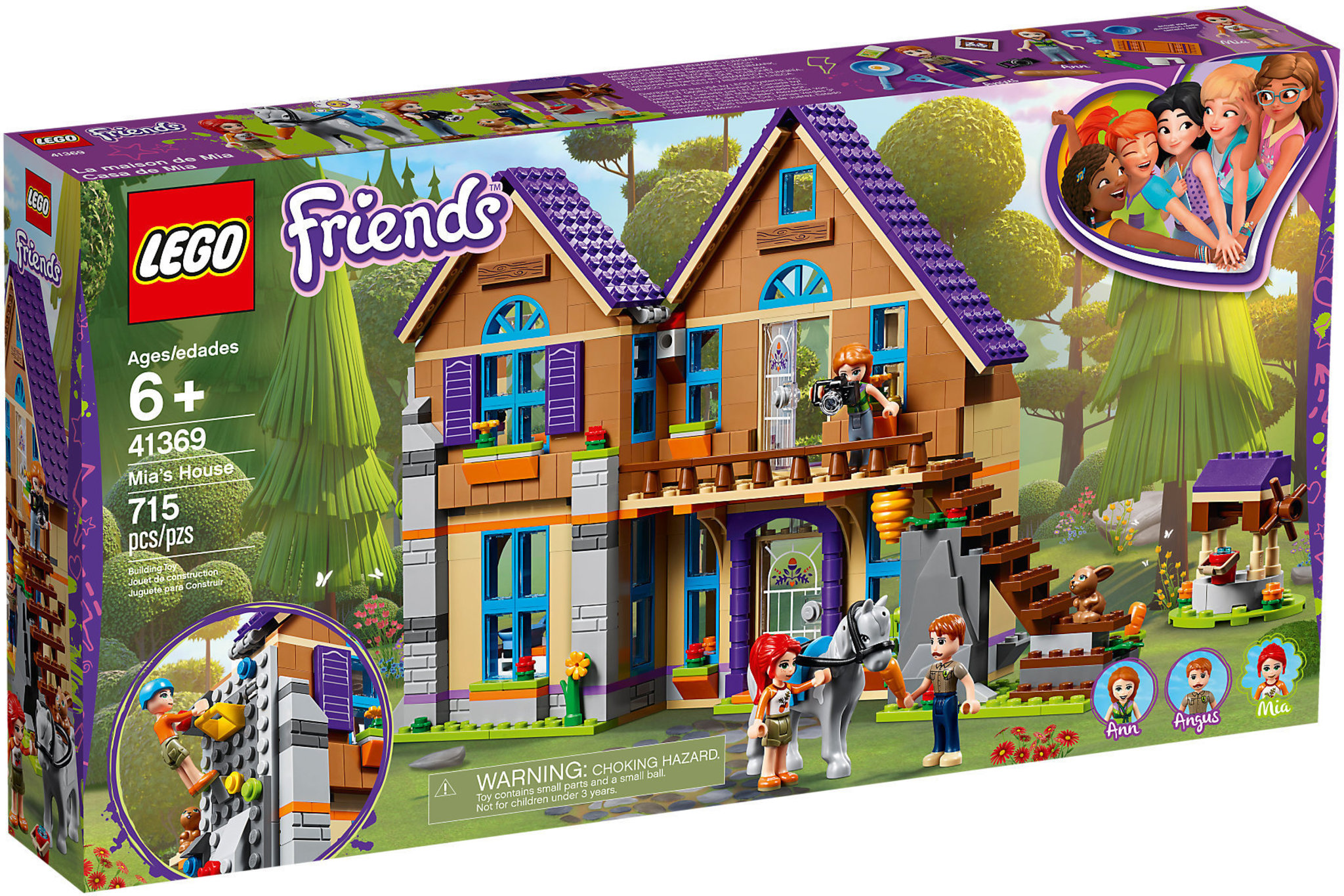 LEGO Friends 41369 - Mia's House