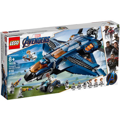 Avengers Ultimate Quinjet