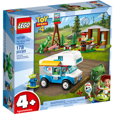 Toy Story 4 Rv Vacation