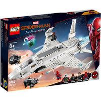 Il Jet Stark e L'attacco Del Drone